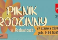 Piknik rodzinny w Gosławicach. Zabawa w Muzeum Okręgowym