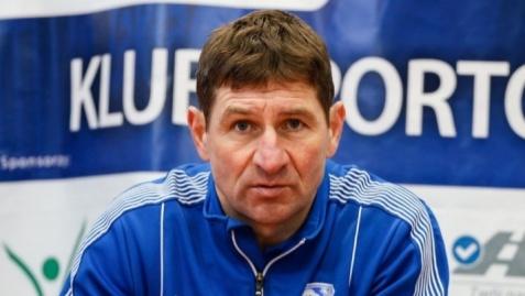 Sławomir Suchomski trenerem Górnika Konin na kolejny sezon