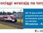 Pociągi z Wrześni do Konina, a komunikacja zastępcza do Kutna