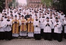 """Licheń. Trwają tam warsztaty liturgii tradycyjnej """"Ars Celebrandi"""""""