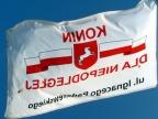 Flagi na stulecie i Kraków w Tarnowie. Władze ośmieszają Konin