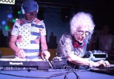 DJ Wika świętowała 80-te u ...
