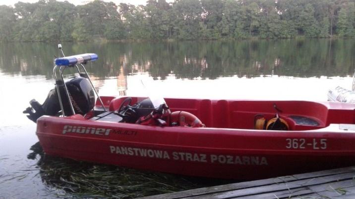 Licheń. Ciało 30-latka nurkowie wydobyli z jeziora dzisiaj rano