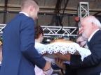 Rolnicy z powiatu i diecezji włocławskiej podziękowali za plony