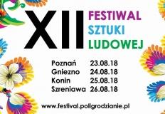 Konin. Festiwal Sztuki Ludowej. Na pl. Wolności zespoły ze świata