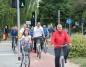 Konin. Sto rowerów na początek. Władze miasta na jeździe testowej