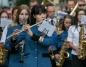 Wilczyn. Festiwal Orkiestr Dętych. Zagrali przed dożynkami