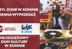 Jesienna edycja Giełdy Płyt Winylowych w konińskim MDK