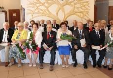 Rzgów. Przeżyli razem 50 lat, otrzymali medale od Prezydenta RP