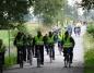 Tour de Grodziec. Około 130 rowerzystów na turystycznym szlaku