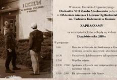 VIII Zjazd Absolwentów I L ...