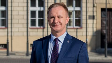 Sebastian Łukaszewski – Zastępca Prezydenta i kandydat do Rady Miasta Konina