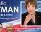 Zapraszam na wybory. Zofia Itman.