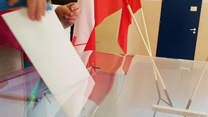 Głosowanie przebiega spokojnie. Dwa przypadki złamania ciszy