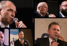 Końcowe wyniki: Zenon Chojnacki - 31%, Piotr Korytkowski - 25%