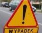 Wypadek w Genowefie. Trzy samochody, 4 osoby poszkodowane