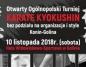 Sportowy weekend: 40-lecie karate kyokushin. Turniej w Golinie