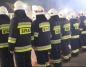 Apel pamięci strażaków ochotników na placu Wolności w Koninie