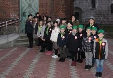 Stare Miasto - obchody 100-lecia Polskiej Niepodległości