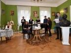 """Żychlin. Danuta Olczak była """"Bardzo Kulturalnym Gościem"""" w ZSEU"""