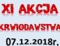 XI akcja krwiodawstwa w Sompolnie