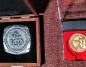 Trenerzy Startu wyróżnieni odznakami Za Zasługi dla Piłki Ręcznej