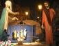 Jasełka uliczne Teatru Prawdziwego na Jarmarku Świątecznym