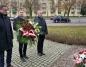 Prezydent i zastępcy złożyli kwiaty w rocznicę stanu wojennego