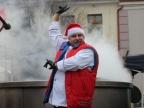 Konin. Na placu Wolności w Koninie trwa jarmark świąteczny