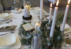 Żychlin. W blasku wigilijnych świec. Zobaczcie świąteczne stoły!