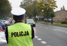 Akcja NURD. Konińscy policjanci kontrolowali pieszych i kierowców