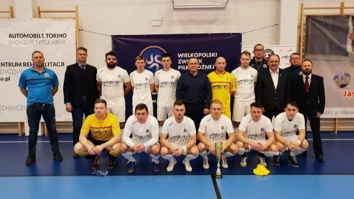 Nerwy do samego końca. KKF Automobile Torino wiceliderem II ligi!