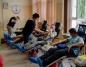 Akcji poboru krwi w Zespole Szkół Górniczo - Energetycznych