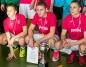 Juniorzy grali o Puchar Burmistrza. Najlepsza Victoria Września