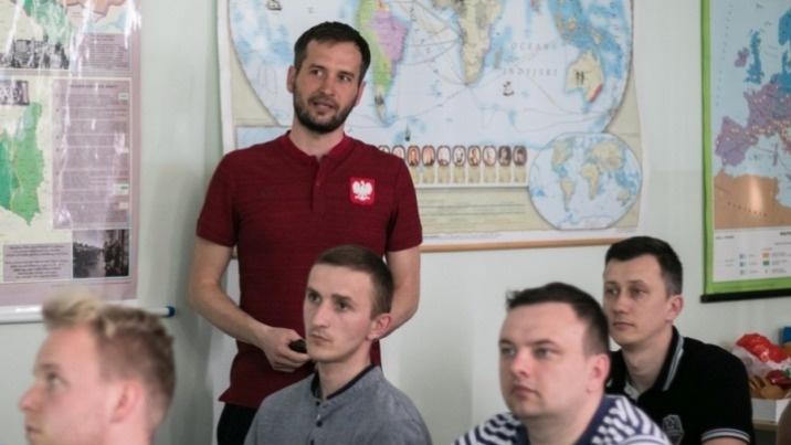 Kolejne warsztaty w OZPN Konin. Szkolić będzie Marcin Dorna