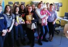 Konin. Uczniowie SP10  pomogli małej Mai w walce o zdrowie