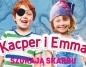 Kacper i Emma szukają skarbu
