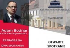 Rzecznik Praw Obywatelskich odwołał swój przyjazd do Konina