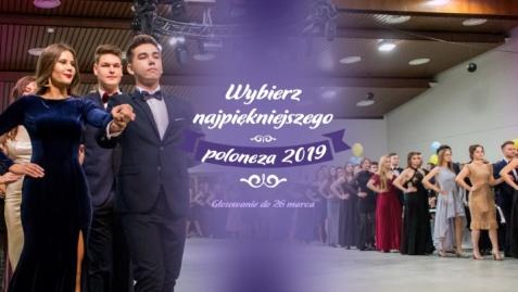 Plebiscyt na najpiękniejszego poloneza 2019! Głosowanie