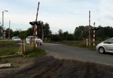 Utrudnienia w Koninie i gm. Golina. Zamknięte przejazdy kolejowe