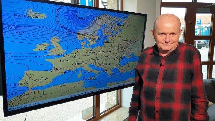 Pogoda według Kazimierza Gmerka. Weekendowe ocieplenie