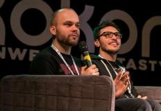 Konwent KoKon 2019. Tłumy na spotkaniu z Grupą Filmową Darwin