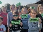 Sąd nad zimą w Sławsku. Turyści spalili marzanny w ognisku