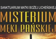 Misterium Męki Pańskiej po raz pierwszy w licheńskim sanktuarium