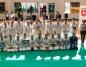 Klasy mundurowe walczyły w turnieju judo. Najlepsi ,,policyjni