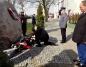 Uroczystym apelem w Golinie uczcili ofiary zbrodni katyńskiej