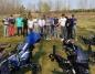 Pierwszy turniej golfowy rozegrany. Rywalizowali w parach
