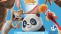 Panda i banda / dubbing
