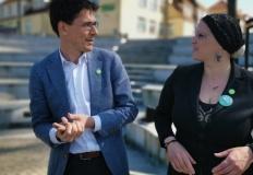 Konin. Holenderski europoseł o sprawiedliwej transformacji