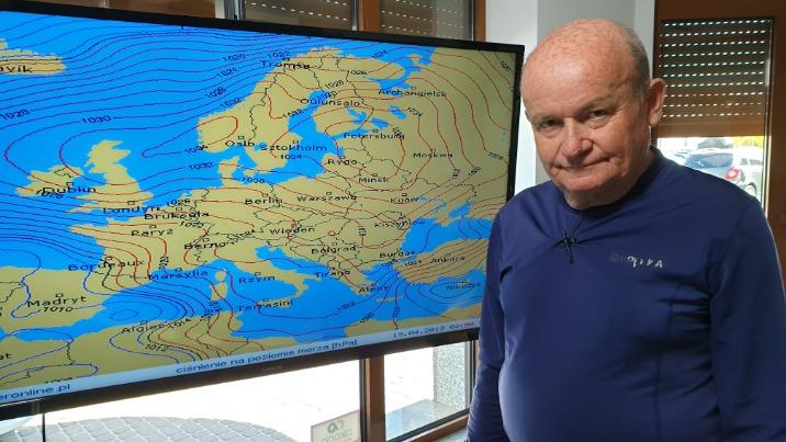 Pogoda według Kazimierza Gmerka. Słonecznie na święta